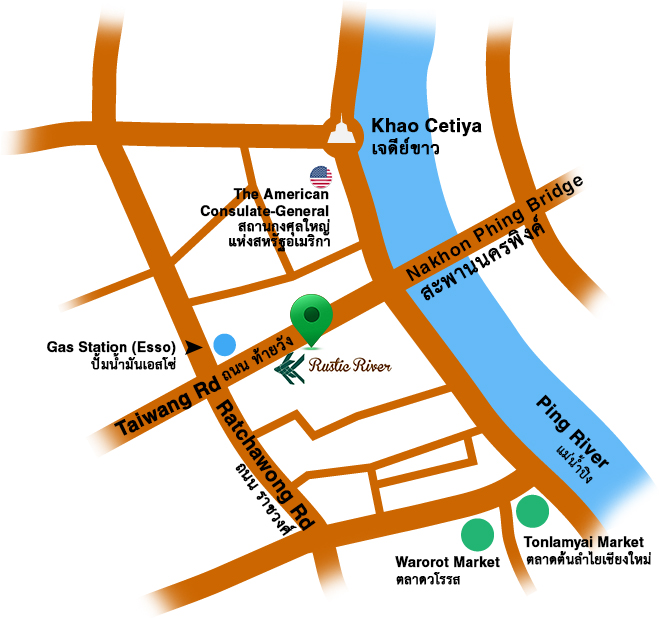 Chiang-Mai-Rustic-River-Map-2